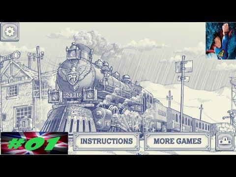 Paper Train: Traffic Levels 1-15
