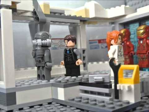 LEGO IRON MAN 3