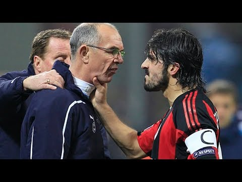 Top 10 Player Vs Coach | Crazy Football Fights & Angry Moments |HD
