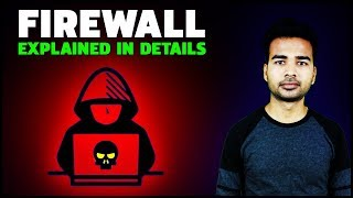 What is Firewall in Networking | How does a firewall works & its types | Full Explained with Example