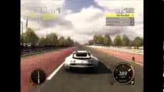 Race Driver GRID - Bugatti Veyron at Le Mans + Link for DLCs for the PC version