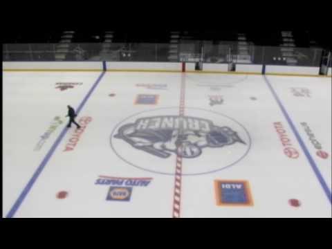 Preseason: Syracuse Crunch vs. Utica Comets (October 8, 2016)