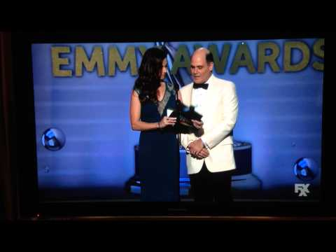 Dan Bucatinsky Emmy Acceptance Speech