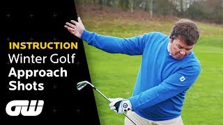 How to Hit Solid Approach Shots in Winter | Coaching Anna | Golfing World