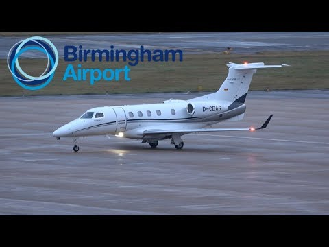 Germany Private Jets GmbH Flight DCDAS (Dublin to BHX/BHX to Chester)