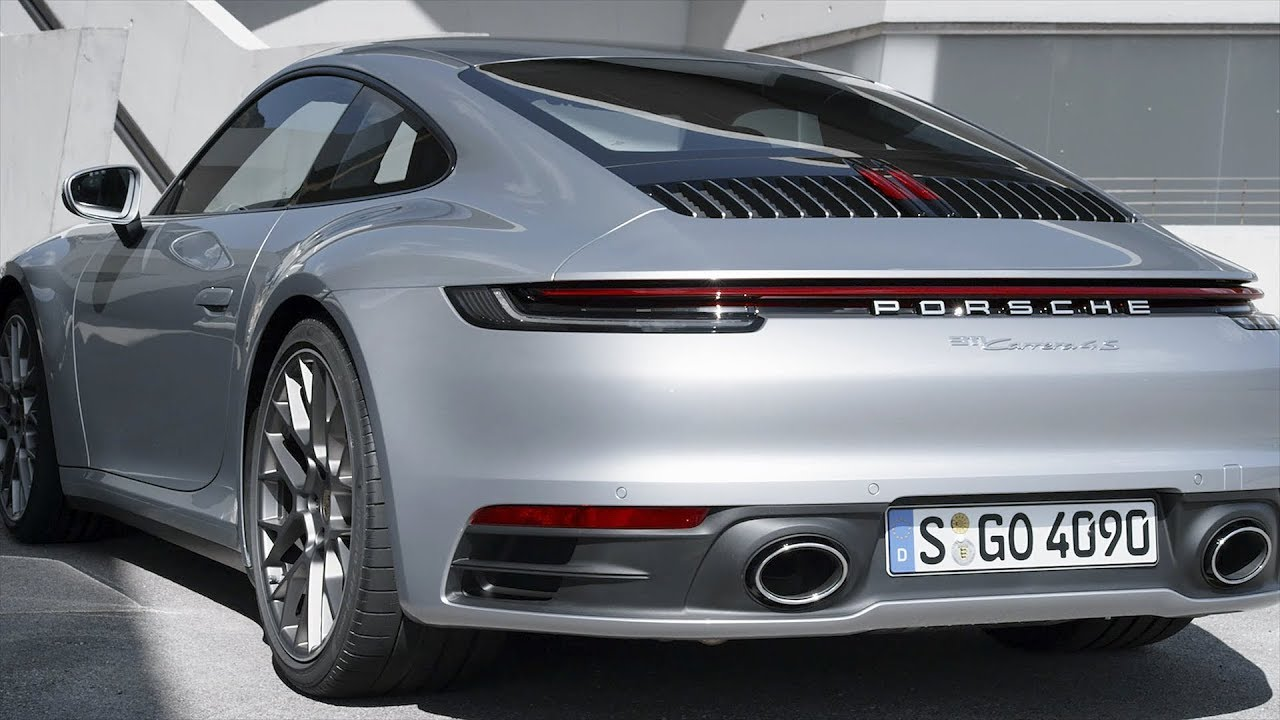 2019 Porsche 911 Carrera 4s Exterior Interior 992 Youtube