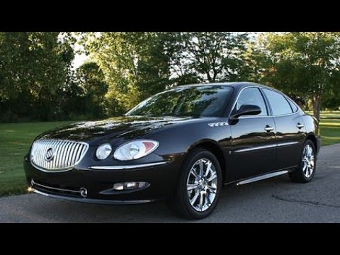 2008 buick lacrosse youtube. Black Bedroom Furniture Sets. Home Design Ideas