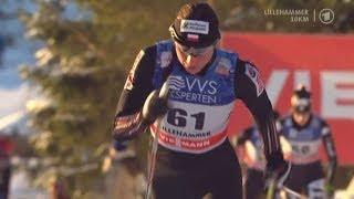 Лыжные гонки Женщины 10 км. классика 7 декабря 2013 г. Лиллехаммер Норвегия