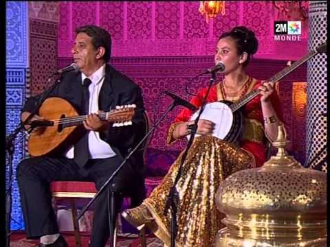 Abdelkader Chaou 2M Maroc noevent 2014عبد القادر شاعو