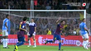 Marca TV Fútbol de Leyenda. Barça - Osasuna 2011/2012