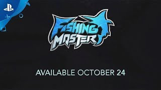 Fishing Master - Announce Trailer | PS VR