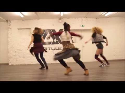 Wande Coal Baby Hello - Afro'Dancehall Choreo by M