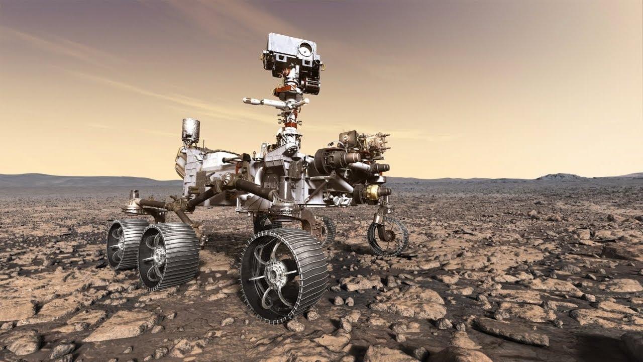 Landing Site Selected for Mars 2020 Mission on This Week @NASA – November 23, 2018 - Buy American