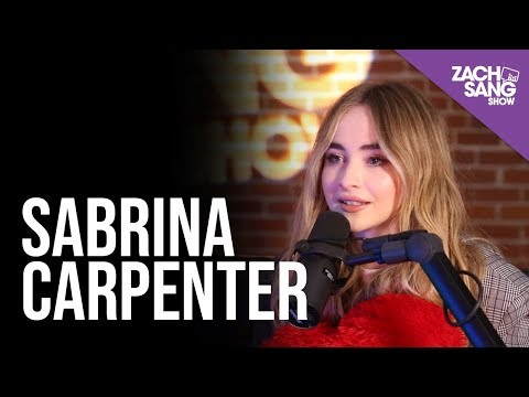 Sabrina Carpenter Talks Pushing 20 Singular Act 2 & Life