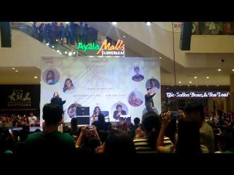 Jason Dy & Kayla - TAYO NA LANG KASI @ Ayala Malls Cloverleaf (Himig Handog 2017) 11.11.17