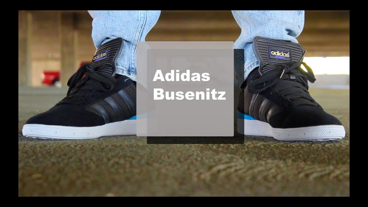 ce9ffeb2ac125 Adidas - Buseñitz (Closer Look + On Feet) - YouTube