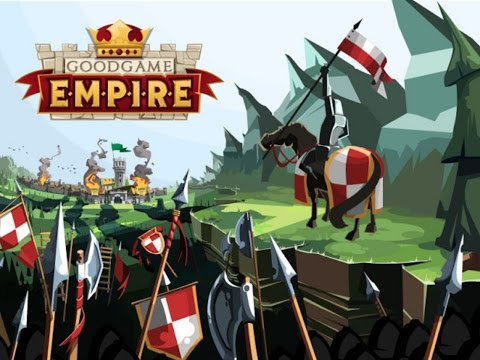  -THE NEW-  GoodGame Empire Soundtrack !  HD   August 2014 