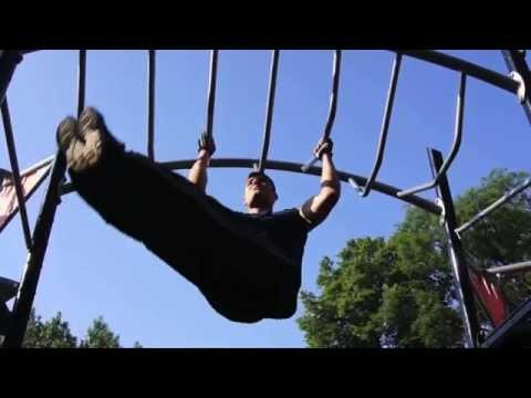 Best Calisthenics Workout at Kids Playground
