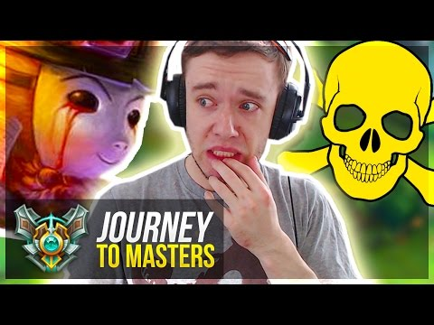 MOST TOXIC GAMES I'VE EVER PLAYED...WTF?!? - Journey To Masters #38 S7 - League of Legends