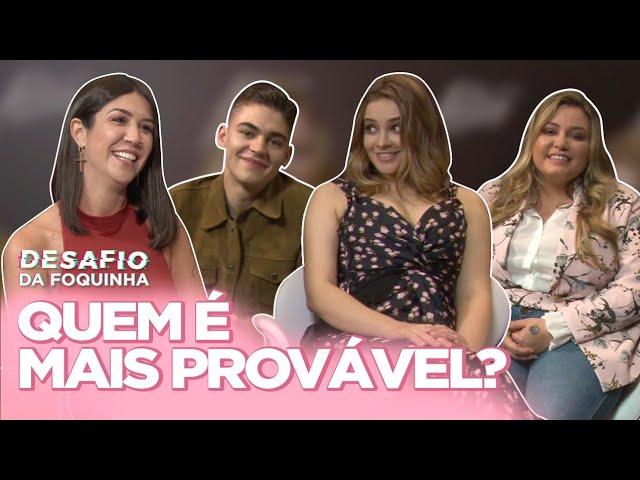 ELENCO DE AFTER REVELA: FILME MAIS EMPODERADOR QUE LIVRO, MEMES NO WHATS, TOMBO EM CENA... |Foquinha