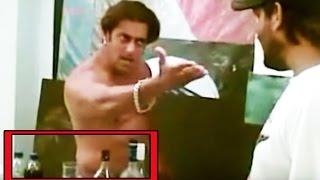 Drunk Salman Khan CAUGHT On Camera Singing A SAD SONG | FLASH BACK