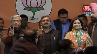 India 360: Shazia Ilmi joins BJP