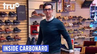 The Carbonaro Effect: Inside Carbonaro - Never Ending Shoe Trick | truTV