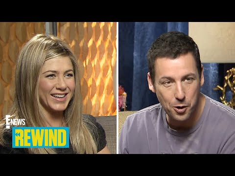 """Aniston & Sandler's Best """"Just Go With It"""" Moments: Rewind   E! News"""