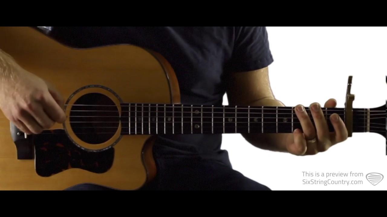 The Way I Am Guitar Lesson Cody Jinks Merle Haggard Alan