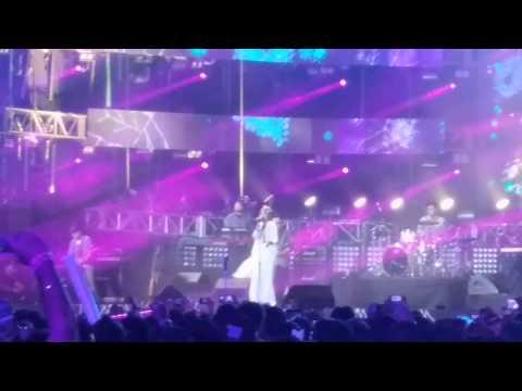Yuna -RESCUE  ( MTV WORLD STAGE 2014 ) HD 1080