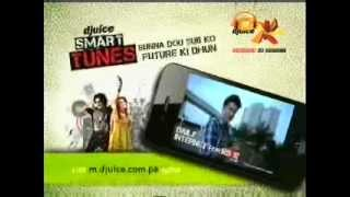 Djuice Smart Tunes (Shehzad Roy - Boy & Girl) 7 Sec 14-Sep-2012