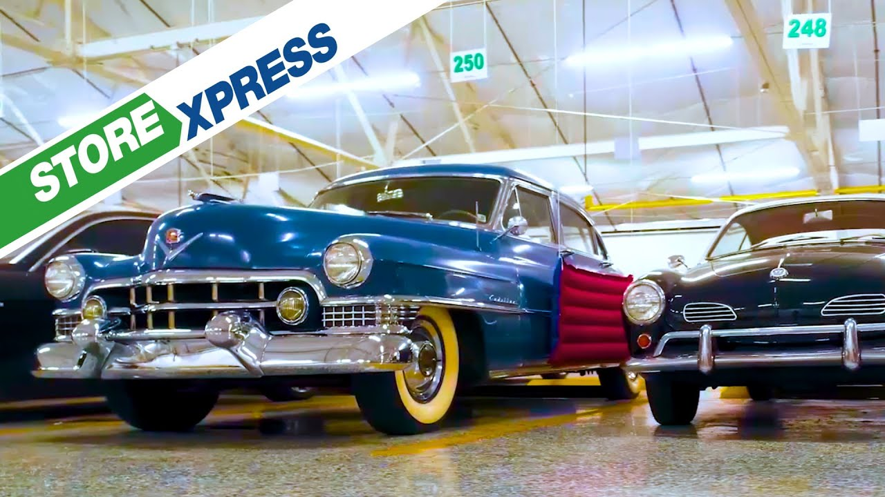 Indoor Vehicle Storage >> Indoor Vehicle Storage At Storexpress Storage