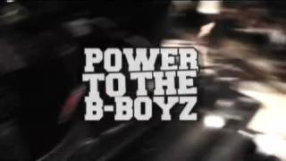 Power to the B-Boyz Tour Trailer 2009 NEW!!