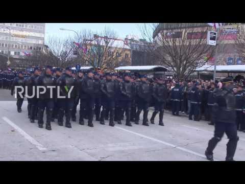 Bosnia and Herzegovina: Bosnian Serbs celebrate
