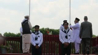 Flag Hoisting - National Ijtima` 2019