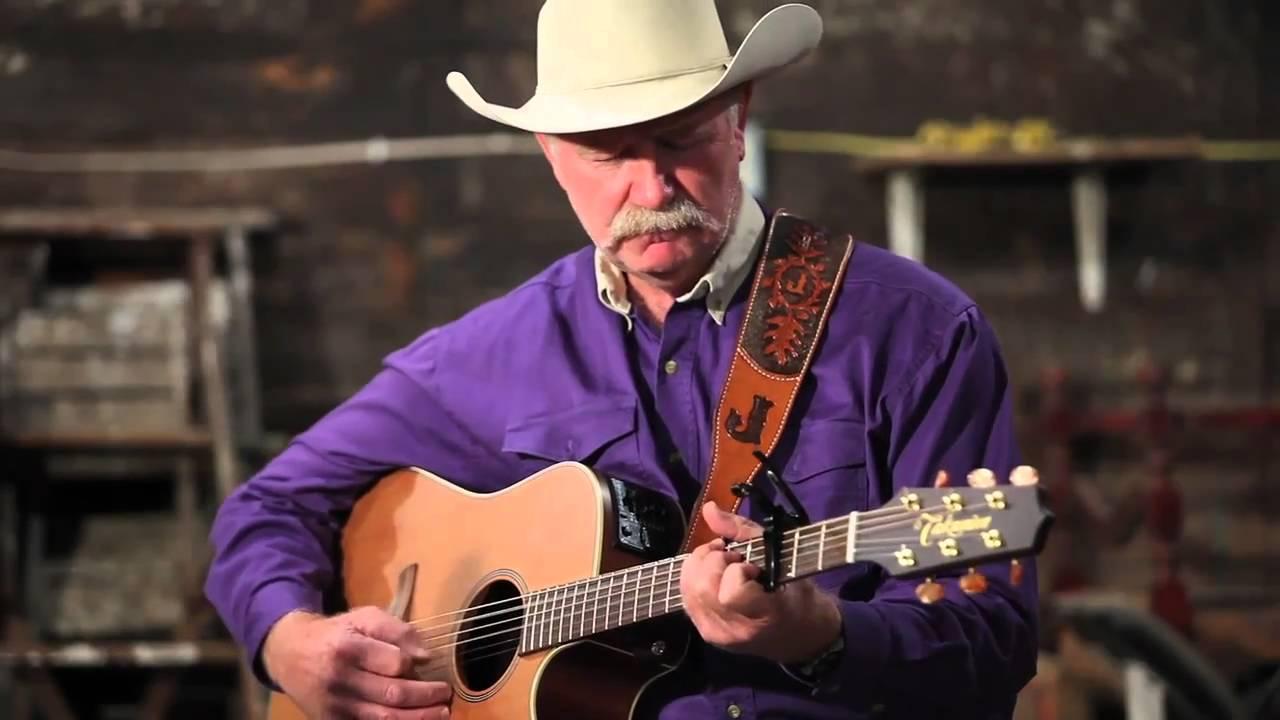 Big Iron J Parson Cowboy Singer Youtube