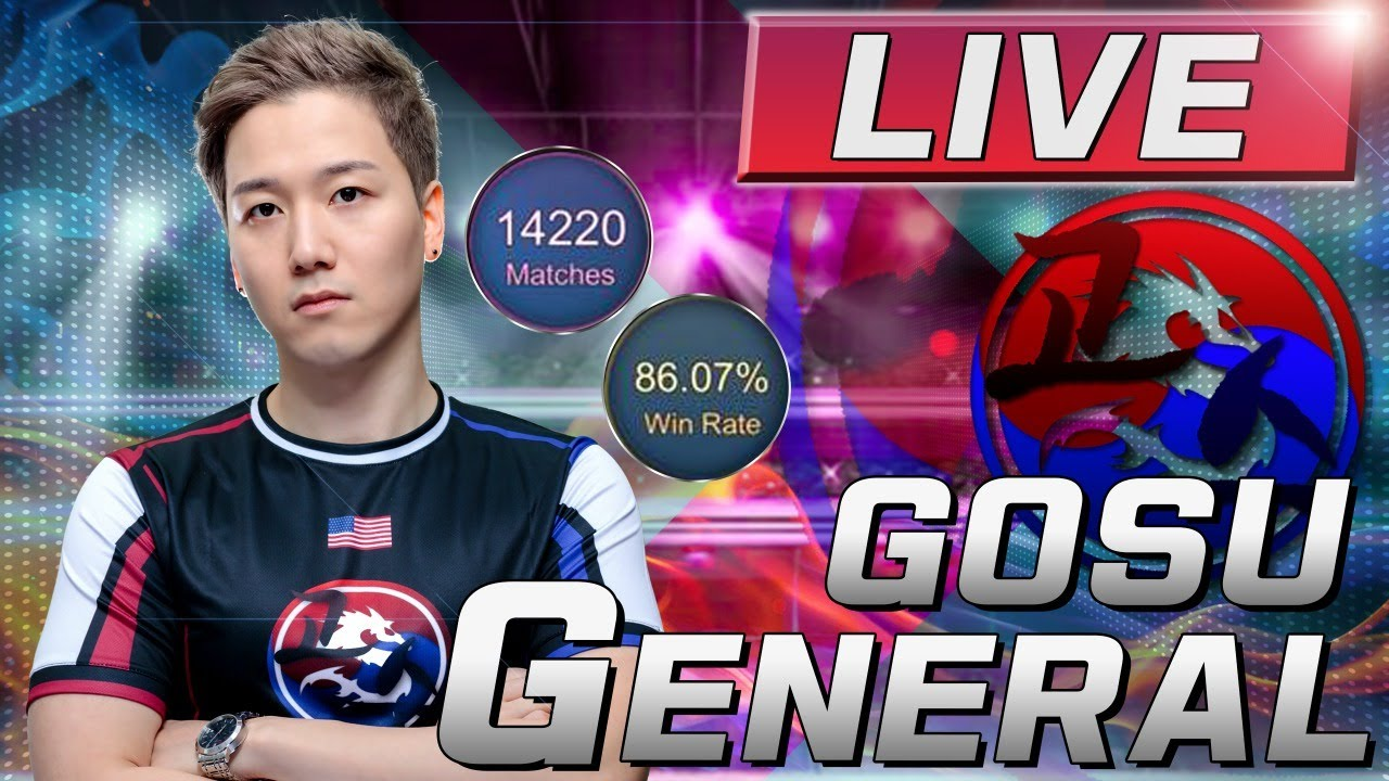 [08/10] Back to Mobile Legends  | Every day Live at 7:00PM (PST)