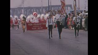 1965 McKeesport Veterans Day Parade - 8mm Film