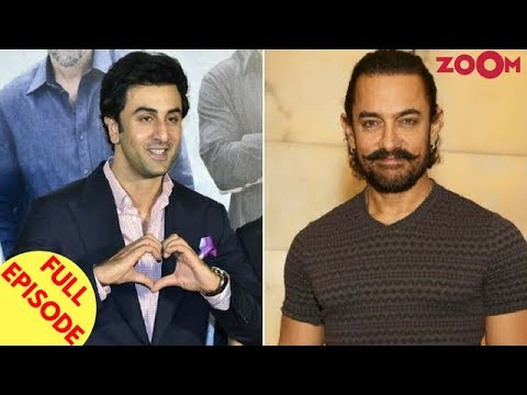 Ranbir To Shift From His Casanova Image? | Aamir's Special Plans For 'Thugs Of Hindostan' & More