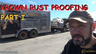 Krown Rust Proofing - Part I What Is Krown
