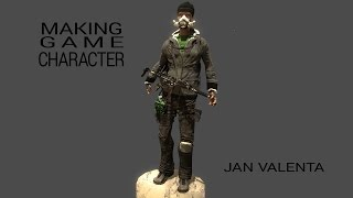 GAME CHARACTER CREATION/ TIMELAPSE/ JAN VALENTA