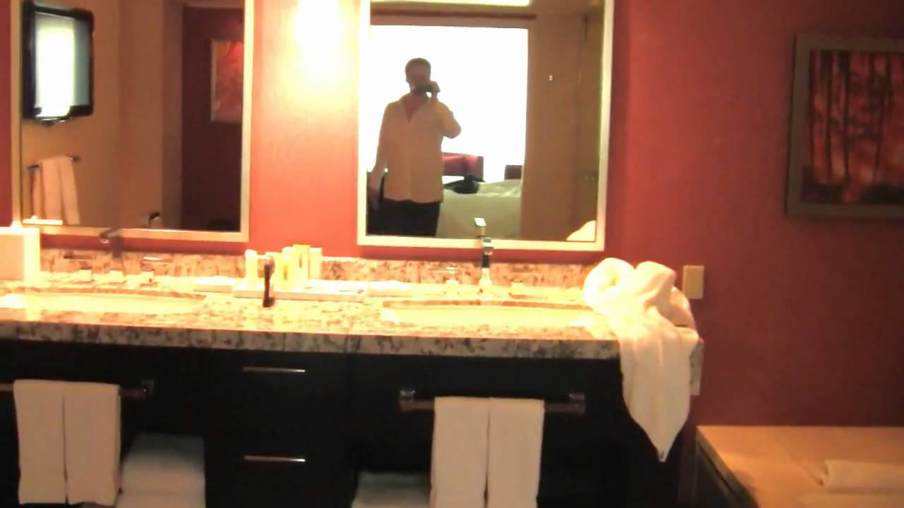 One Bedroom Tower Suite Mirage The Mirage Tower Suite Las Vegas Youtube
