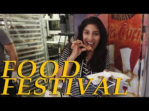 Food Festival in LA | Taste of Washington West