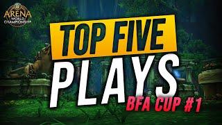 AWC Top Five Plays | BFA Cup #1