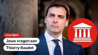 TERUGKIJKEN: Jouw vragen aan Thierry Baudet (FvD)