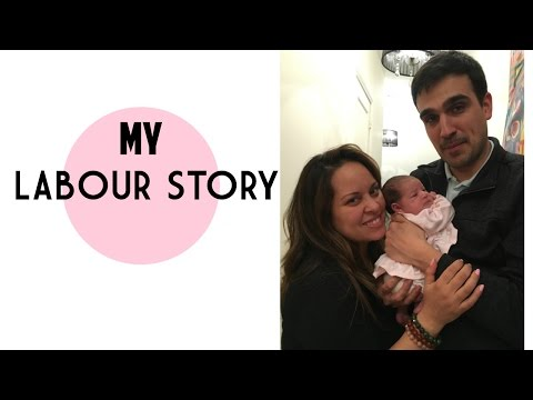 My Labour Story | Lisa in the city
