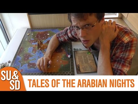 Tales of the Arabian Nights - Shut Up & Sit Down Review