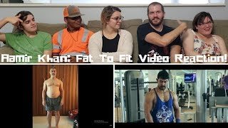 Aamir Khan: Fat To Fit Reaction!
