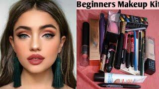Makeup Starter Kit For Beginners..Makeup kit.. Makeup Essentials.. Makeup.. Makeup Products
