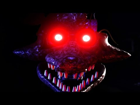 SCARIEST FOXY EVER!! | Joy of Creation: Reborn #3